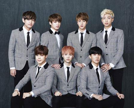 Bangtan Boys (BTS) contact details