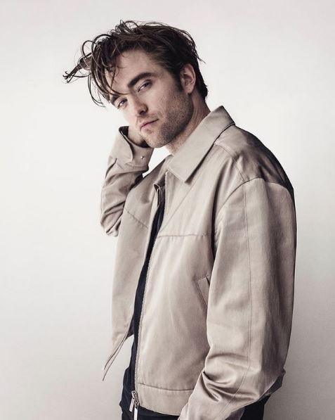 Robert Pattinson Phone Number